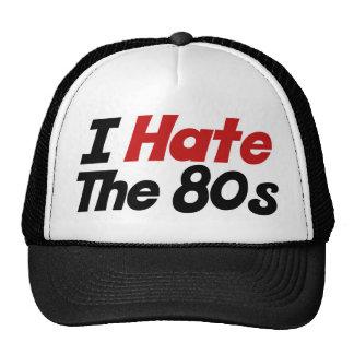Jag hatar 80-tal baseball hat