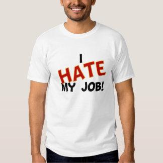 Jag hatar mitt jobb tröjor