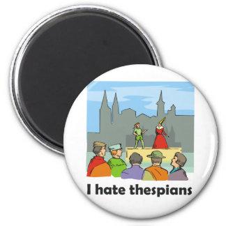 Jag hatar thespians magnet