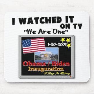 Jag höll ögonen på det på TV:N - invigningen 2009 Mus Mattor