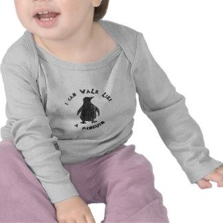 Jag kan gå något liknande en pingvinT-tröja