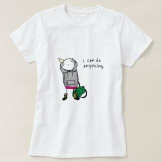 Jag kan göra något t shirt