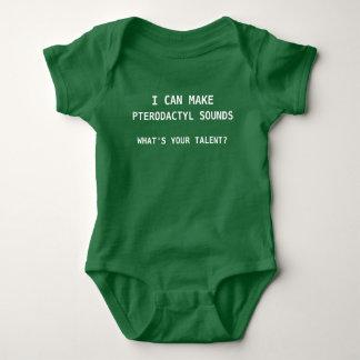 Jag kan göra Pterodactylljud - Dinosaurskjorta Tshirts