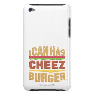 Jag kan har Cheezburger Barely There iPod Skydd