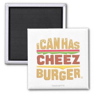Jag kan har Cheezburger Magnet