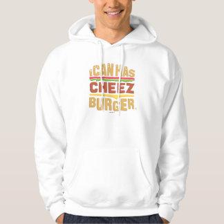 Jag kan har Cheezburger Munkjacka