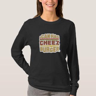 Jag kan har Cheezburger (skugga), T Shirts