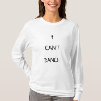 Jag kan inte dansa tee