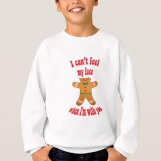 Jag kan inte känselförnimmelsen mitt ansikte - t-shirts