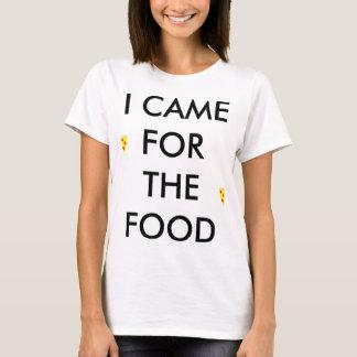 Jag kom för matskjortan tröjor