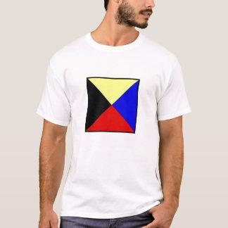Jag kräver en bogserbåt (flagga endast) t-shirts