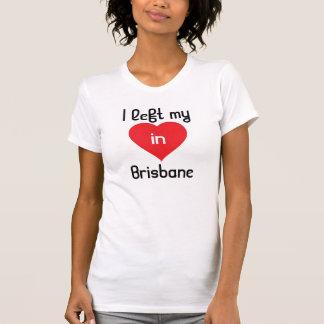 Jag lämnade min hjärta i Brisbane T Shirt