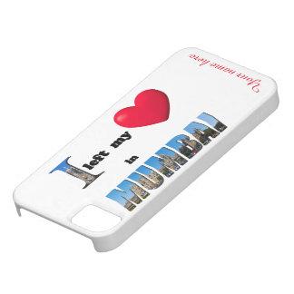 Jag lämnade min hjärta i Mumbai - älska fodral för iPhone 5 Case-Mate Skydd