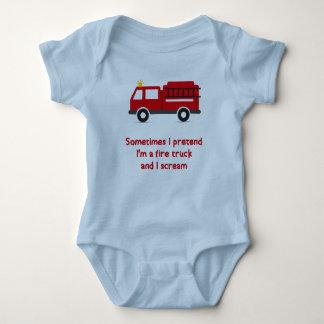 Jag låtsar I-förmiddag en avfyralastbil, och jag T Shirts