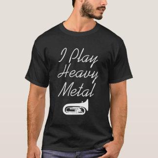 Jag leker den roliga TubaT-tröja för heavy metal T Shirts