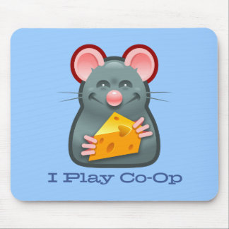 Jag leker Konsumet Ratpad Mus Mattor