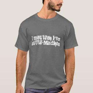 Jag mötte den Wes räven T Shirts