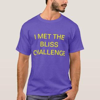 Jag mötte salighetutmaningen tröja