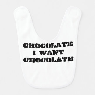 Jag önskar choklad