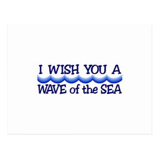 Jag önskar dig vykort