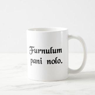 Jag önskar inte en toaster. kaffemugg