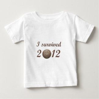 Jag överlevde 2012 t-shirt