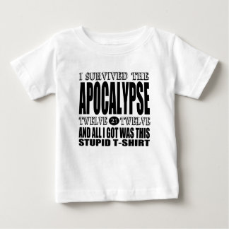 Jag överlevde apokalypset 2012 tee