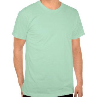 Jag överlevde avsluta av Worlen Tee Shirt