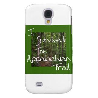 Jag överlevde den Appalachian slingaviten Galaxy S4 Fodral