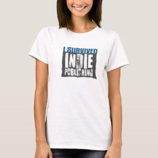 Jag överlevde den Indie publicerande T-tröja T Shirt