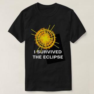 Jag överlevde den roliga anpassadet för tee shirts