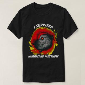 Jag överlevde orkanen Matthew 2016 Tee
