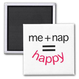 Jag plusen ta sig en tupplur lyckliga jämliken magnet