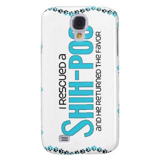 Jag räddade en design för Shih-Bajs (manlig) Galaxy S4 Fodral