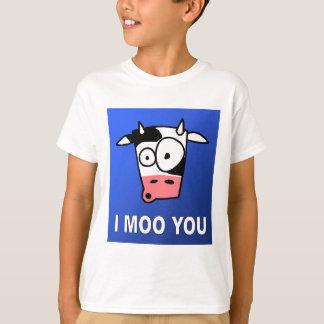 Jag råma som dig, klassificerar kon tshirten tee shirt