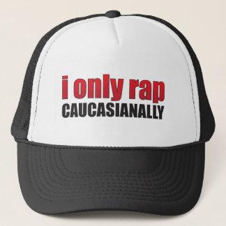 Jag rappar endast Caucasianally Keps