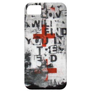 Jag ringer 5/I mobil samtida konst för fodral 5S iPhone 5 Cover
