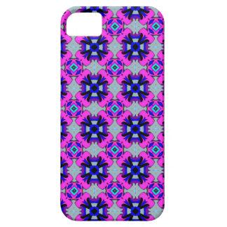 jag ringer fodral rosa blom- original- design iPhone 5 Case-Mate skydd