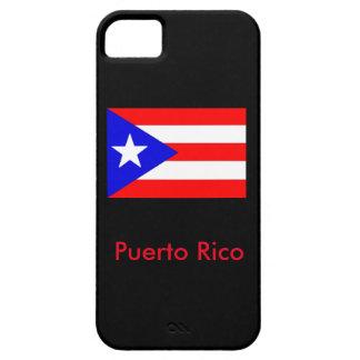 jag ringer Puerto Rico det mobila fodral iPhone 5 Case-Mate Fodral
