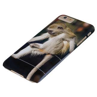 Jag ringer S6 det skyddande fodral med att posera Barely There iPhone 6 Plus Fodral