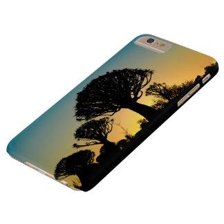 Jag ringer S6 det skyddande fodral med Barely There iPhone 6 Plus Skal