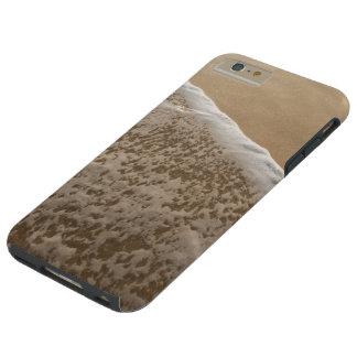 Jag ringer S6 det skyddande fodral med stranden Tough iPhone 6 Plus Skal