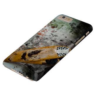 Jag ringer S6 det skyddande fodral två gammala Barely There iPhone 6 Plus Skal