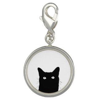 Jag ser katten klicka för att välja din charm