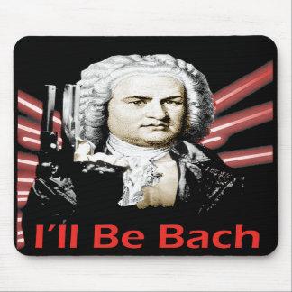 Jag ska är Bach Mousepad Musmatta