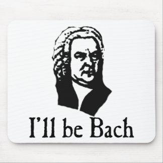 Jag ska är Bach Musmatta
