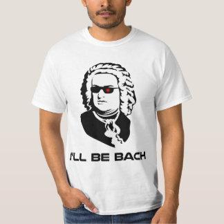 Jag ska är Johann Sebastian Bach Tee