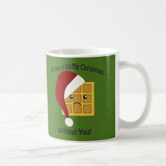 Jag ska har jul för en dillande utan dig kaffemugg