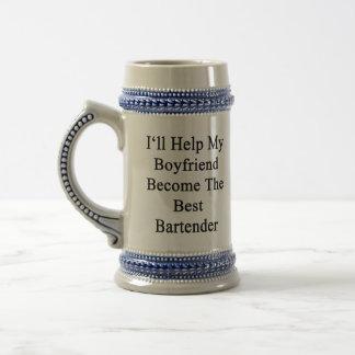 Jag ska hjälp som min pojkvän blir den bäst ölkrus