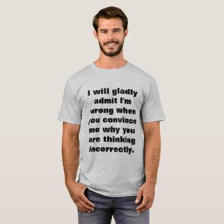 Jag ska SKA MEDGER Tshirts